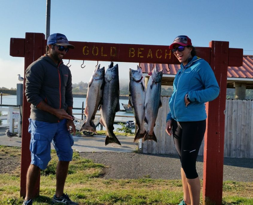 Gold Beach Salmon Charter
