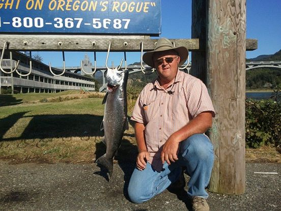 Rogue River Fishing Conditions